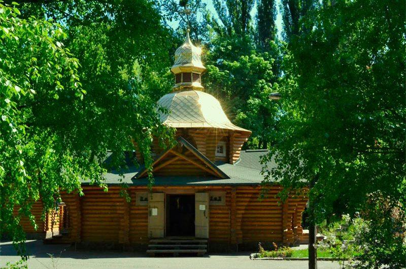Храм князя Владимира в Киеве