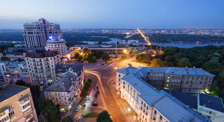 Площадь Славы в Киеве