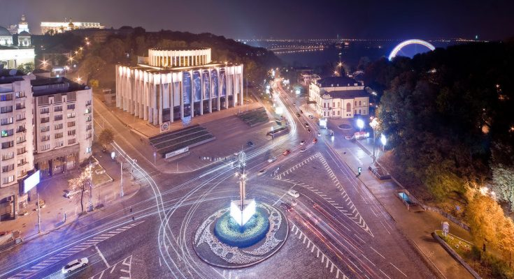 Европейская площадь в Киеве
